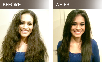 Brazilian hair straightening. Feedback on this method
